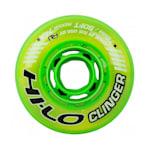 Bauer Hi-Lo Clinger Indoor Inline Wheel - Green