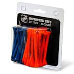 New York Islanders Golf Tees - 50 Pack