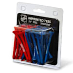 New York Rangers Golf Tees - 50 Pack
