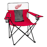 Logo Brands Detroit Red Wings Elite Fold Out Chair