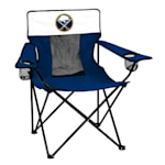 Logo Brands Buffalo Sabres Elite Fold Out Chair
