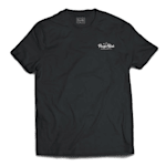 Pacific Rink Tried and True Tee Shirt - Black - Adult