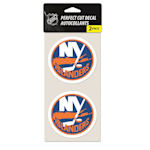 Wincraft NHL Wincraft Perfect Cut Decal - New York Islanders 2 Pack