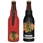 Wincraft Zipper Bottle Cooler - Chicago Blackhawks