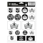 Wincraft Vinyl Sticker Sheet - Los Angeles Kings