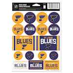 Wincraft Vinyl Sticker Sheet - St. Louis Blues