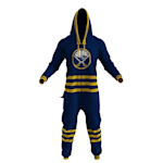 Hockey Sockey Buffalo Sabres Onesie - Adult