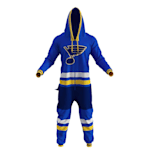 Hockey Sockey St. Louis Blues Onesie - Adult