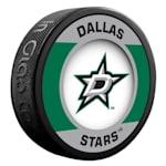 InGlasco NHL Retro Hockey Puck - Dallas Stars