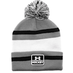 Under Armour Hockey Pom Knit Hat - Adult