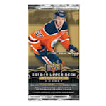 Upper Deck NHL Cards 2018/19 - Series One