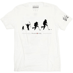 Sauce Hockey Minnesota Evolution Tee Shirt - Adult