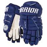 Warrior Alpha Pro Hockey Gloves - Junior