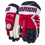 Warrior Alpha Pro Hockey Gloves - Senior