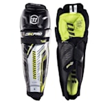 Warrior Alpha DX Pro Hockey Shin Guards - Junior