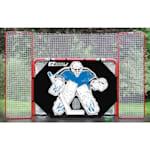 EZ Goal EZ Goal w/ Backstop & Shooter Tutor