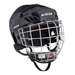 CCM HT50 Hockey Helmet Combo - Senior