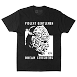 Violent Gentlemen Locked in Tee - Adult