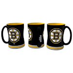 14oz NHL Relief Mug - Boston Bruins