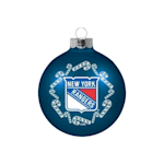 NHL Small Ball Ornament - New York Rangers