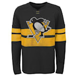 Adidas Pittsburgh Penguins Featured Classic Long Sleeve - Youth