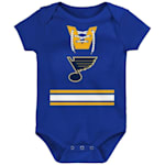 Adidas Hockey Pro Onesie St. Louis Blues - Newborn