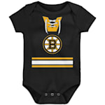 Adidas Hockey Pro Onesie Boston Bruins - Newborn
