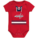 Adidas Hockey Pro Onesie Washington Capitals - Newborn