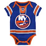 Adidas Hockey Pro Onesie New York Islanders - Newborn
