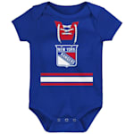 Adidas Hockey Pro Onesie New York Rangers - Newborn