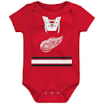 Adidas Hockey Pro Onesie Detroit Red Wings - Newborn