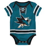 Adidas Hockey Pro Onesie San Jose Sharks - Infant