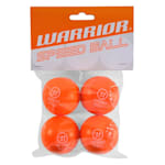 Warrior Mini Hockey Speed Ball 4PK