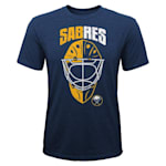Adidas Mask Made Tee Buffalo Sabres - Youth