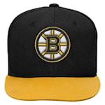 Adidas 2 Tone Flat Brim Hat Boston Bruins - Youth