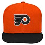 Adidas 2 Tone Flat Brim Hat Philadelphia Flyers - Youth