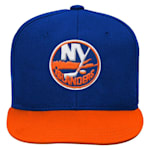 Adidas 2 Tone Flat Brim Hat New York Islanders - Youth