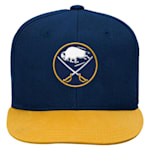 Adidas 2 Tone Flat Brim Hat Buffalo Sabres - Youth