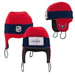 Adidas Washington Capitals Hockey Helmet Hat - Youth