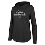 47 Brand Women's Club Hoody Chicago Blackhawks - Womens
