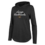 47 Brand Women's Club Hoody Chicago Blackhawks - Womens