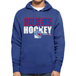 47 Brand New York Rangers Headline Hoody - Adult
