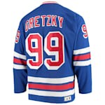 Adidas New York Rangers Heroes Of Hockey Throwback Jersey - Wayne Gretzky - Adult