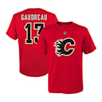 Adidas Calgary Flames Gaudreau Tee - Youth