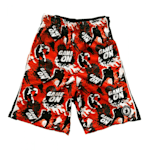 Flow Society Game On Flow Shorts - Youth