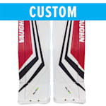 Vaughn Custom Ventus SLR2 Pro Carbon Goalie Leg Pads - Senior