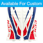 CCM CCM Custom Extreme Flex 4 Goalie Leg Pads - Intermediate