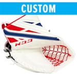 CCM Custom Extreme Flex 4 Goalie Glove - Intermediate