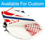 CCM Custom Extreme Flex 4 Goalie Glove - Intermediate