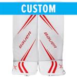 Bauer Custom Vapor 2X Pro Goalie Leg Pads - Senior